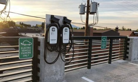 EV chargers in Whitefish
